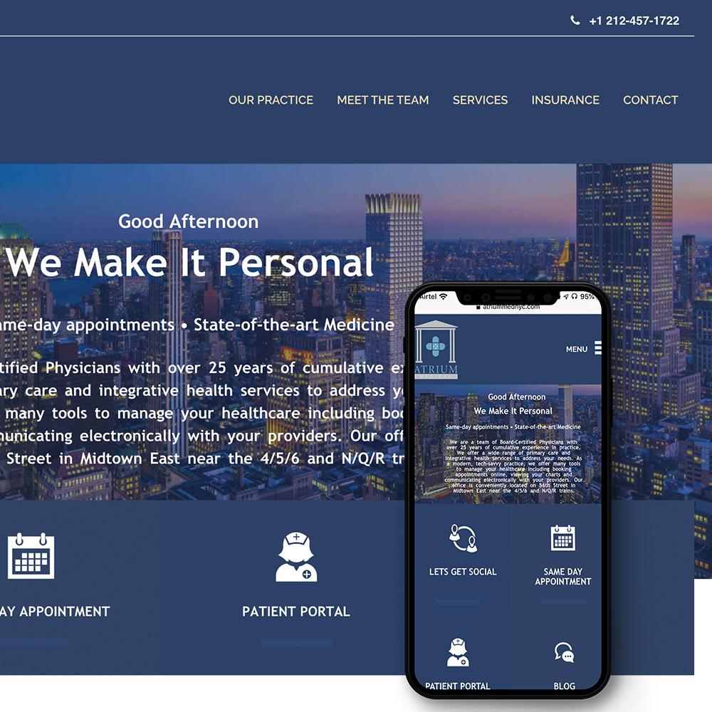 website design & development mohali